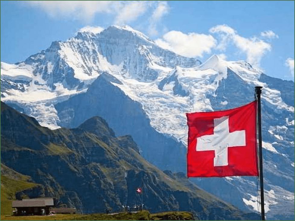 Захоронения в Швейцарии: место на кладбище в качестве подарка