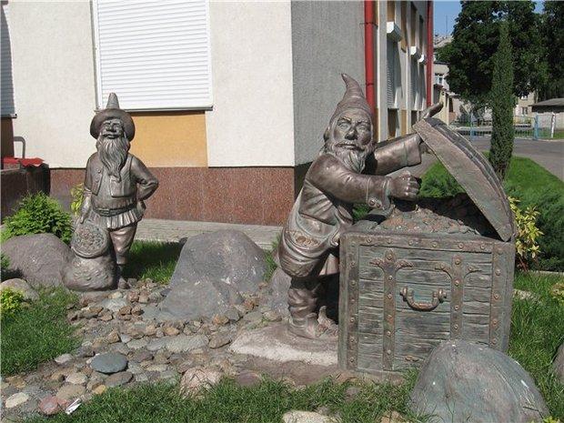 10 памятников Гомеля
