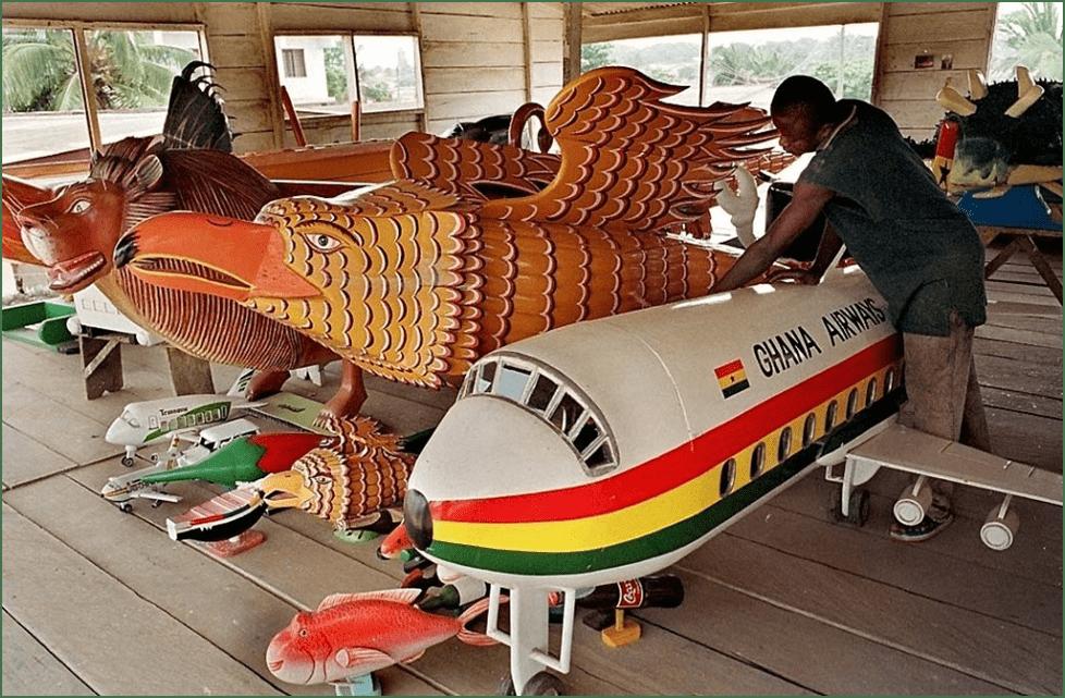Похороны в Гане: абсурд или искусство?