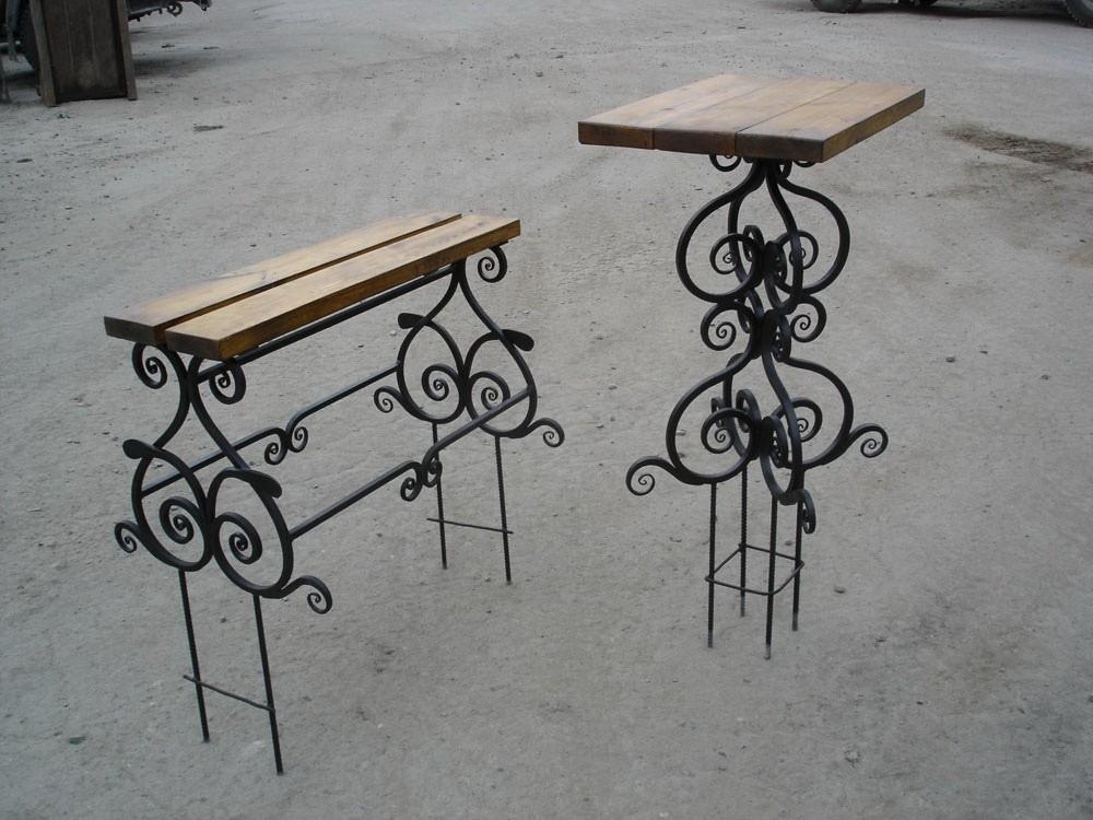 Столик и скамейка на кладбище своими руками