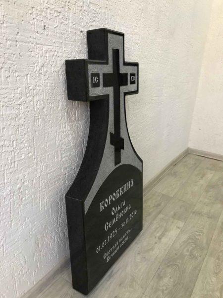Крест из гранита № 4