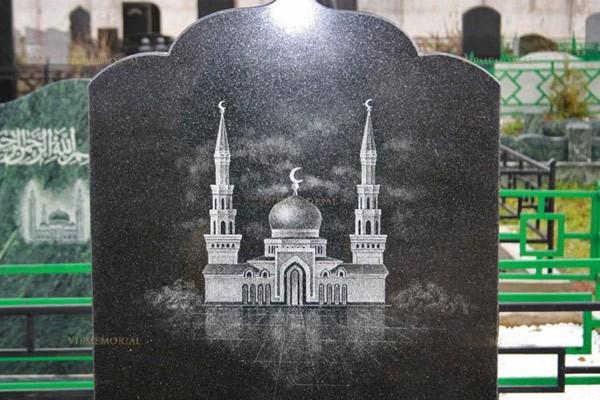 Памятники по мусульманским традициям