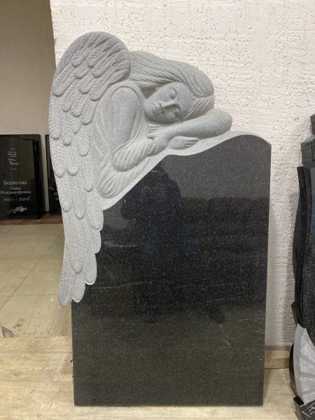Памятник с ангелом №1