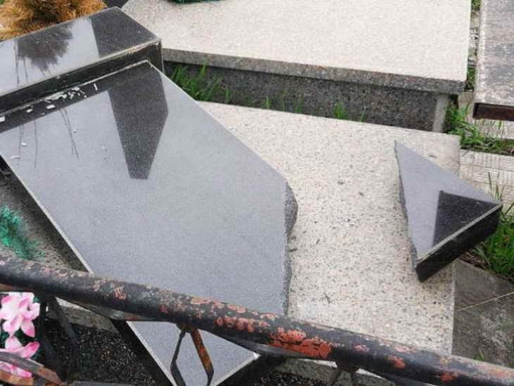 Повреждения памятников: как исправить дефекты