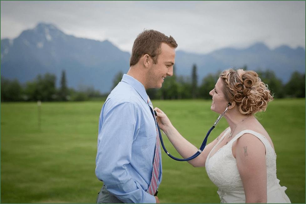 Невеста очень скучала по погибшему сыну, и жених преподнёс ей весьма необычный сюрприз