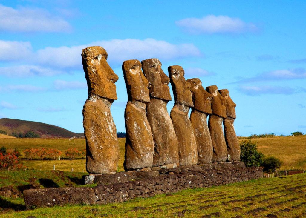 Памятники, уничтожившие цивилизацию