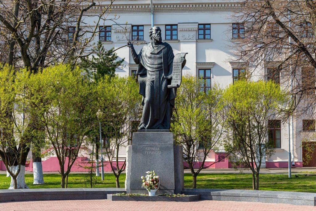Памятники известным гомельчанам