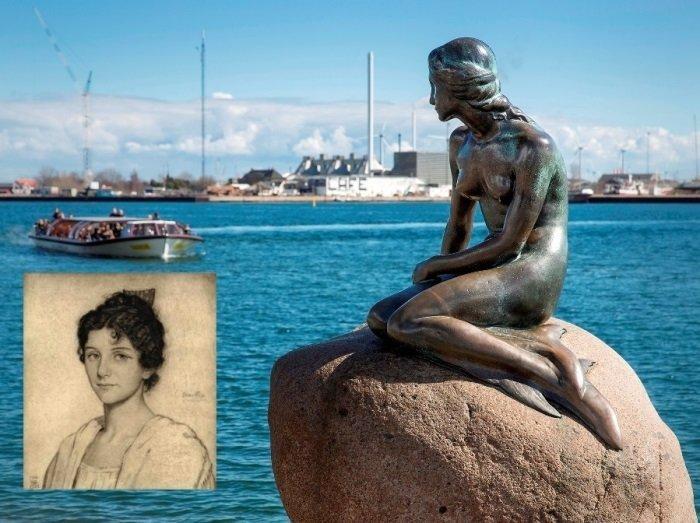 История покушений: многострадальный памятник Русалочке